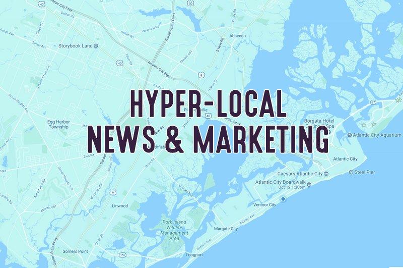 hyper local news wordpress
