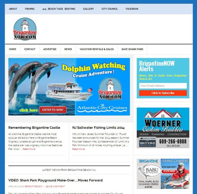WordPress for Local News.