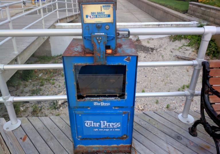 What Happens When Local Newspapers Downsize or Shut Down.